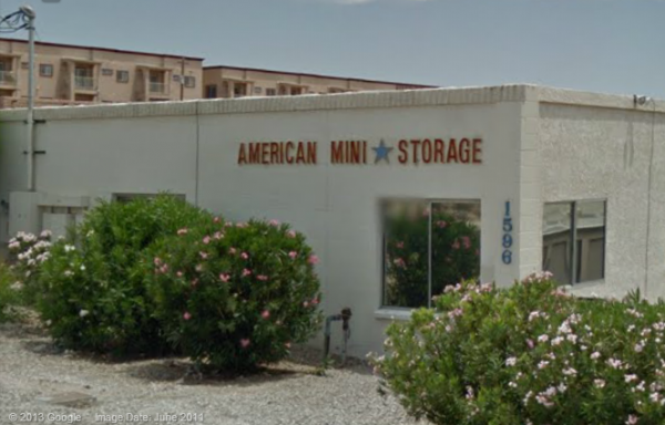 American Mini Storage - Bullhead City - 1596 Riverview Drive, Bullhead City AZ 86442 - Storefront