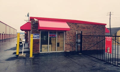 Great Value Storage - Indianapolis - 3380 N Post Rd, Indianapolis IN 46226 - Storefront