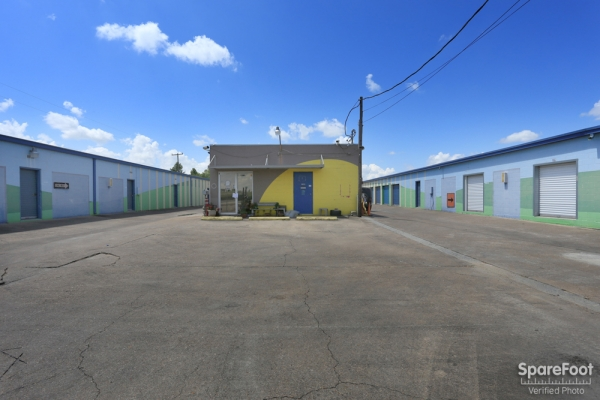 Houston Mini Storage #3 - 12841 Main Street, Houston TX 77035