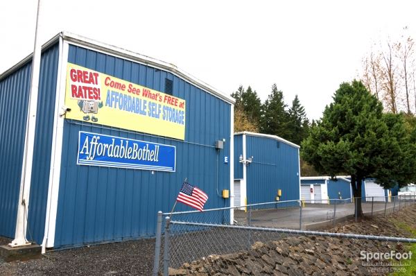 Affordable Self Storage - Bothell - Photo 1