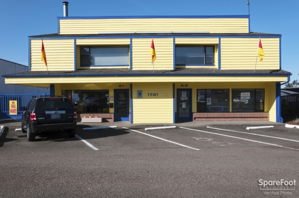 Affordable Self Storage - Kent - 1721 Central Ave S., Kent WA 98032