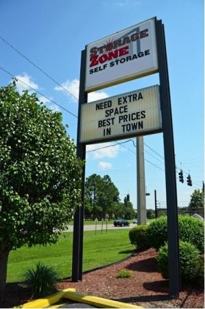Storage Zone - Pensacola St. - Photo 1