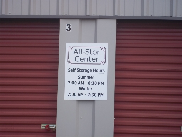 All-Store Center - 408 Daniel Rd, Forest City NC 28043 - Signage