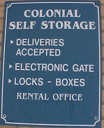 Colonial Self Storage - Photo 3