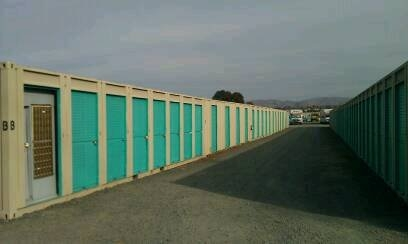 Pacheco Mini Storage - 5146 Pacheco Boulevard, Martinez CA 94553 - Drive-up Units