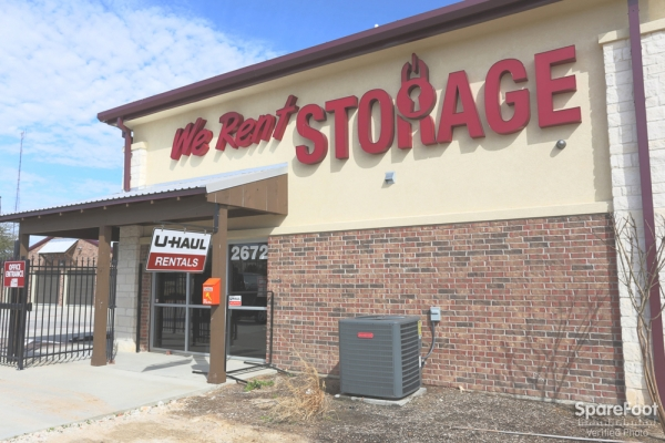 We Rent Storage - 2672 Horse Haven Lane, College Station TX 77845 - Storefront