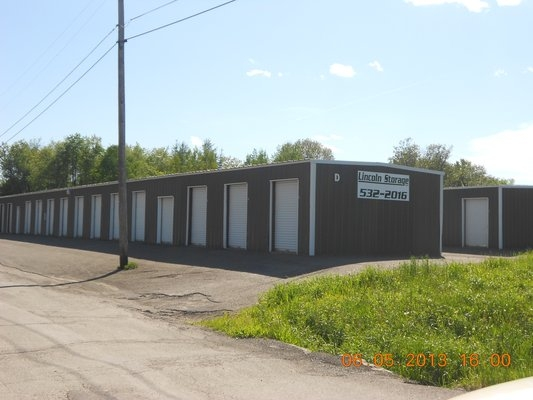 Lincoln Storage LLC - 24 North Street, Houlton ME 04730 - Drive-up Units