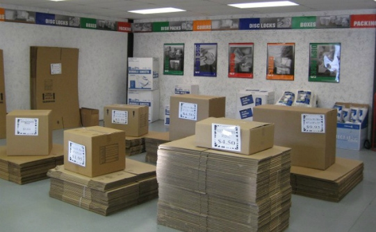 Mountain View Storage and Moving Supplies - Photo 4
