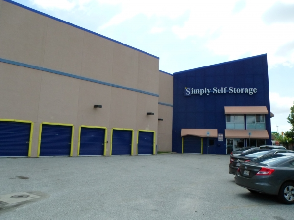 Simply Self Storage - Baltimore - 5301 Park Heights Avenue, Baltimore MD 21215