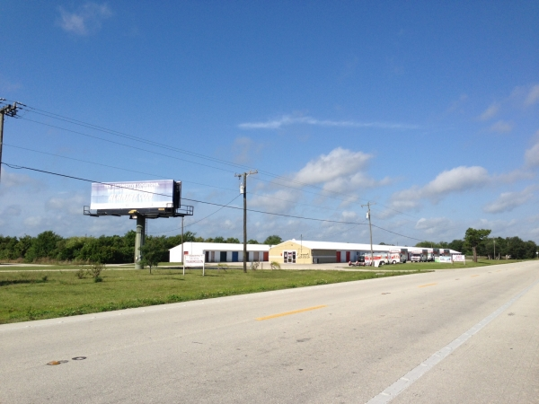Easy Mini Storage - 4599 Highway 70, Arcadia FL 34266 - Road Frontage