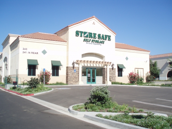 Store Safe Self Storage - Camarillo - 241 Camarillo Ranch Road, Camarillo CA 93012 - Storefront