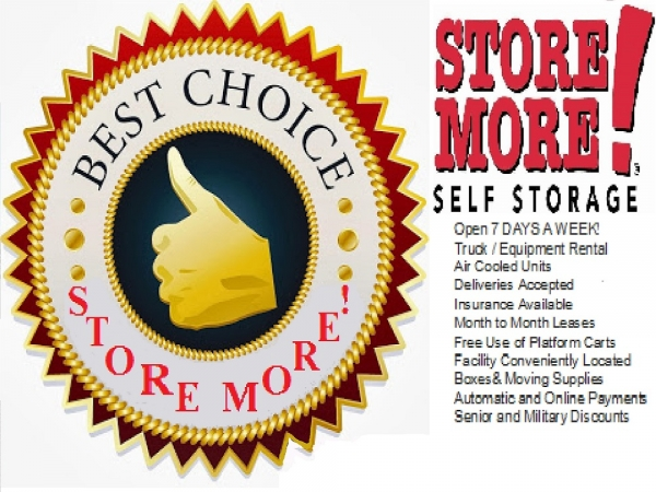 STORE MORE! Self Storage - Tanque Verde - Photo 7