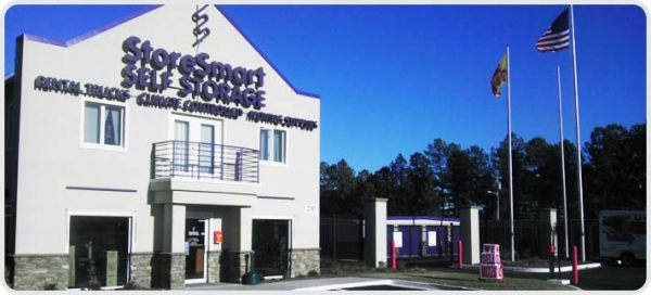 StoreSmart - Conway South Carolina - 2787 East Highway 501, Conway SC 29526 - Storefront