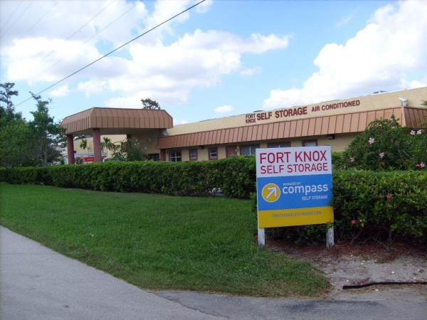 Storage Unit Prices At Fort Knox Self Storage In Pompano