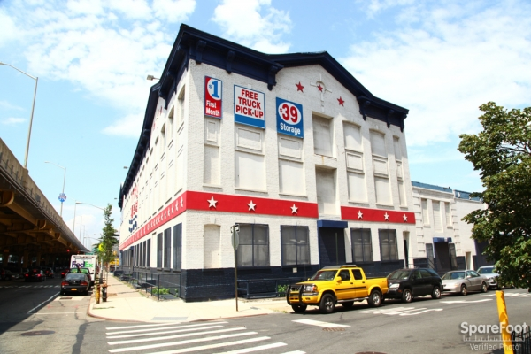 American Self Storage - Clinton - 45 Clinton Avenue, New York NY 11205