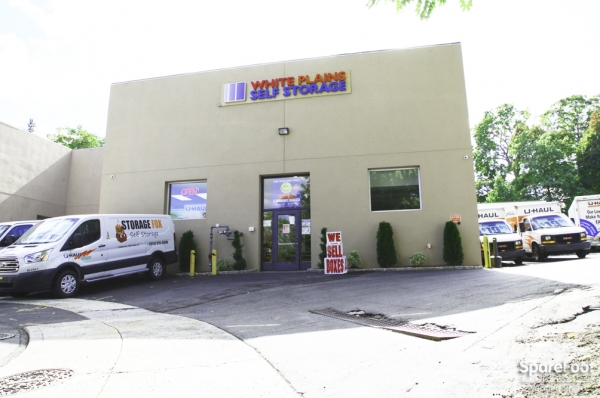 White Plains Self Storage - 1 Holland Avenue, White Plains NY 10603