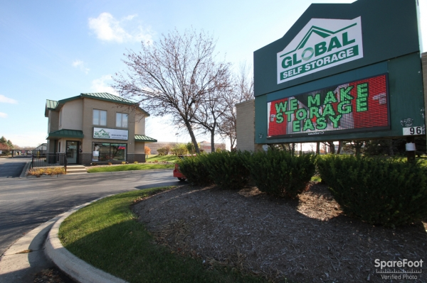 Global Self Storage - Bolingbrook - Photo 1
