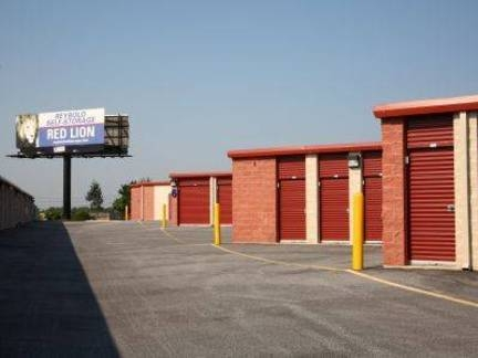 Reybold Self Storage - Red Lion - 950 Red Lion Road, New Castle DE 19720 - Drive-up Units · Driving Aisle
