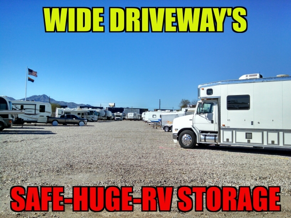 Tucson RV Storage - Photo 35