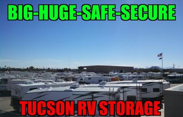 Tucson RV Storage - Photo 1