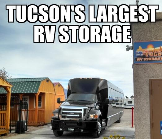 Tucson RV Storage - Photo 38