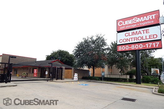 CubeSmart Self Storage - 7939 Westheimer Road, Houston TX 77063