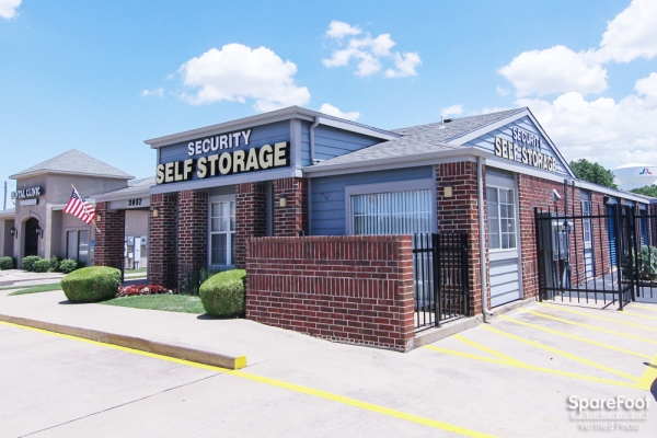 Security Self Storage - South Cooper - 3057 South Cooper Street, Arlington TX 76015