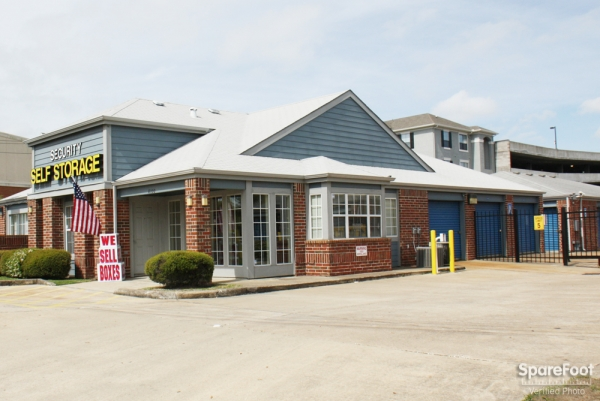 Security Self Storage - South Main - Photo 1