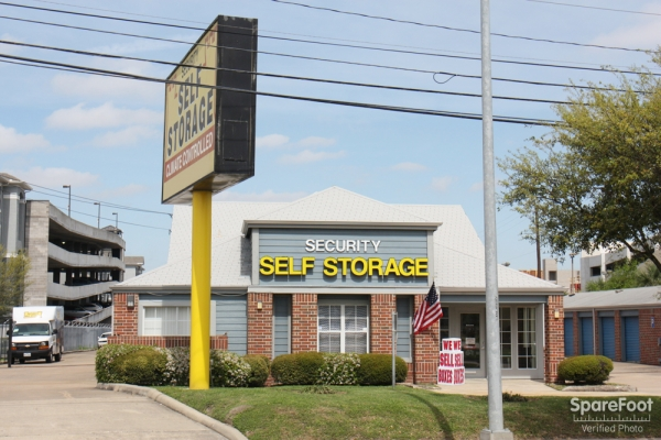 Security Self Storage - South Main - Photo 2
