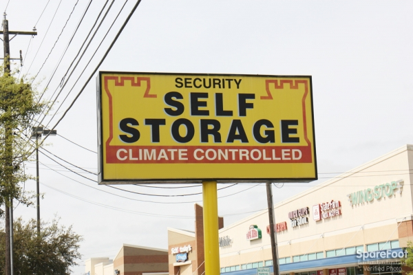 Security Self Storage - South Main - Photo 16