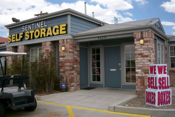Sentinel Self Storage - Albuquerque - Photo 1