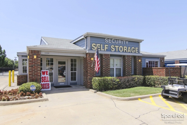 Security Self Storage - Forest & Marsh - Photo 1