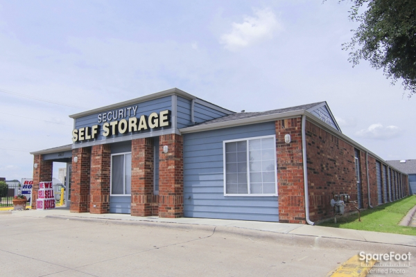 Security Self Storage - Irving - 3417 North Belt Line Road, Irving TX 75062