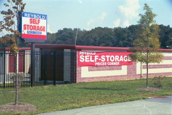 Reybold Self Storage - Prices Corner - 1215 Centerville Road, Wilmington DE 19808 - Signage