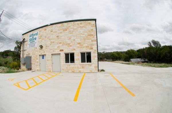 Afford to Store Austin - 9813 Bee Caves Road, Austin TX 78733 - Storefront
