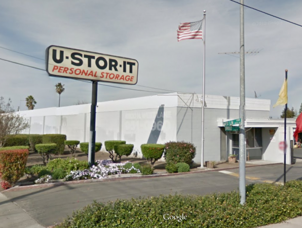 U Stor It - 6800 West Lane, Stockton CA 95210 - Signage