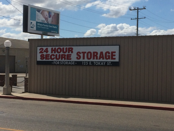 24 Hour Secure Storage - Photo 1