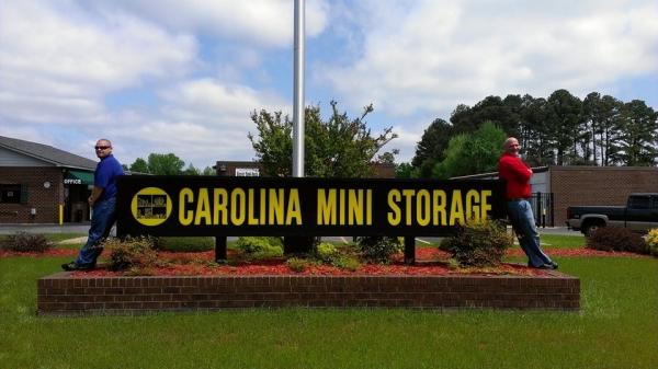 Carolina Mini Storage of Goldsboro - Parkway Drive - Photo 2