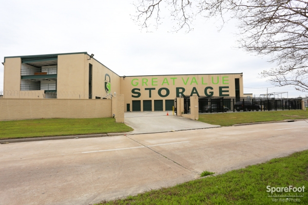 Great Value Storage - West Hardy - 16530 West Hardy Road, Houston TX 77060