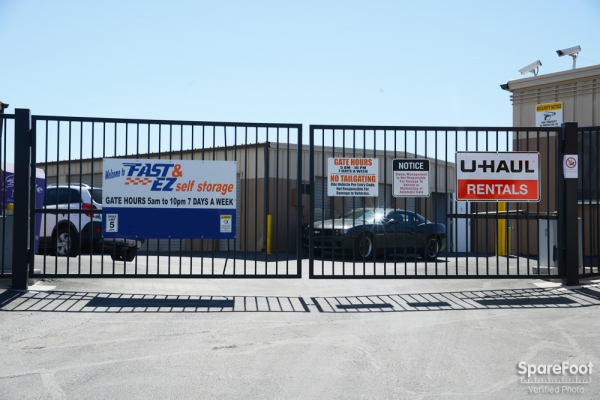 Fast & EZ Self Storage North Las Vegas - Photo 4