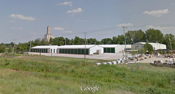 Storage City - 9770 Limerick Lane, Manhattan KS 66502 - Road Frontage