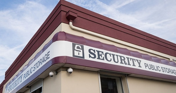 Security Public Storage - Baltimore - 3500 Pulaski Highway, Baltimore MD 21224 - Signage