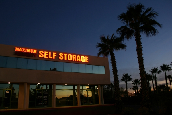 Maximum Security Self Storage - Photo 1