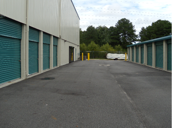 AAAA Self Storage - Chesapeake - S. Military Highway - Photo 2
