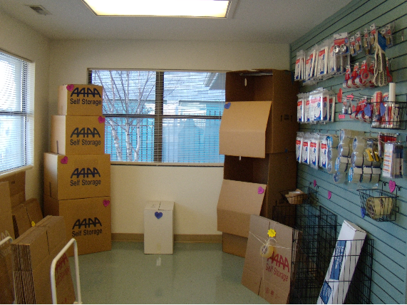 AAAA Self Storage - Chesapeake - S. Military Highway - Photo 3