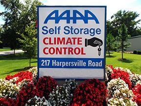 AAAA Self Storage & Moving - Harpersville - Photo 1