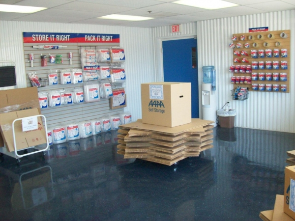 AAAA Self Storage & Moving - Norfolk - Campostella Rd. - Photo 2