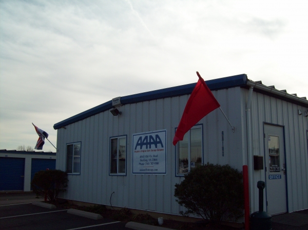 AAAA Self Storage - Sterling - Old Ox - Photo 1