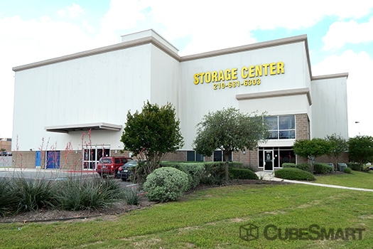 CubeSmart Self Storage - 3602 Wurzbach Road, San Antonio TX 78238