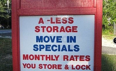 A-Less Storage & Parking LLC - Photo 4